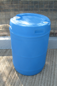 100 litre tight head plastic drum