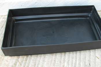 plastic feed trough 170 litre
