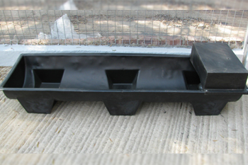 plastic water trough 190 litre