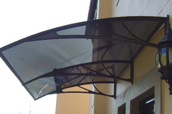 awning shawson warehouse black