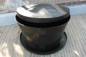 roof supply tank