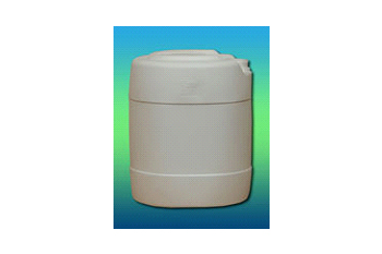 20 litre round water can