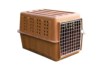 plastic large transport kennel