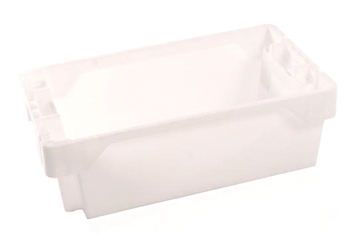plastic fish box 55 litre