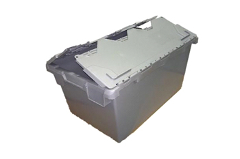 75 litre hinged lid box