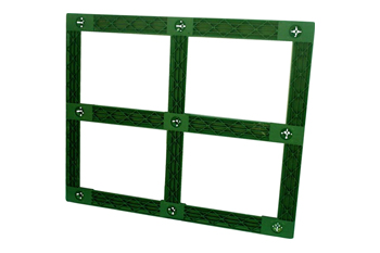 base for plastic pallet