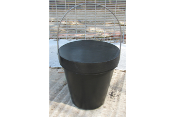 plastic strong bucket 10 litre