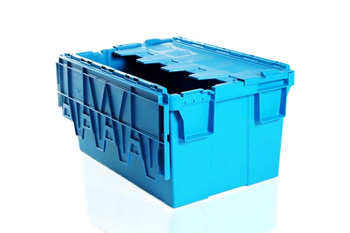 50 litre hinged lid box