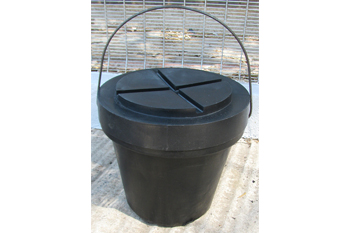 plastic strong bucket 20 litre