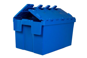 65 litre hinged lid box