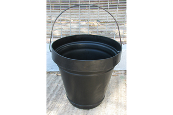 plastic strong bucket 25 litre