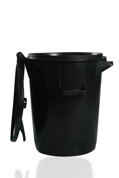 70 litre dustbin with lid
