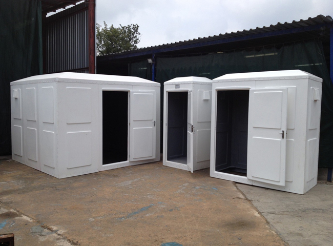 fibreglass guardhouse 4