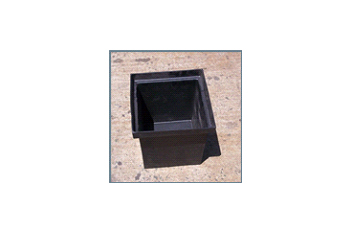 plastic waste paper box
