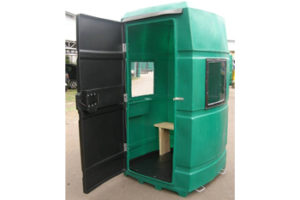 plastic guardhouse 1