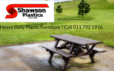 Need A Long Lasting Furniture Solution For Outdoors ?