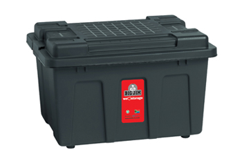 leisure battery box plastic